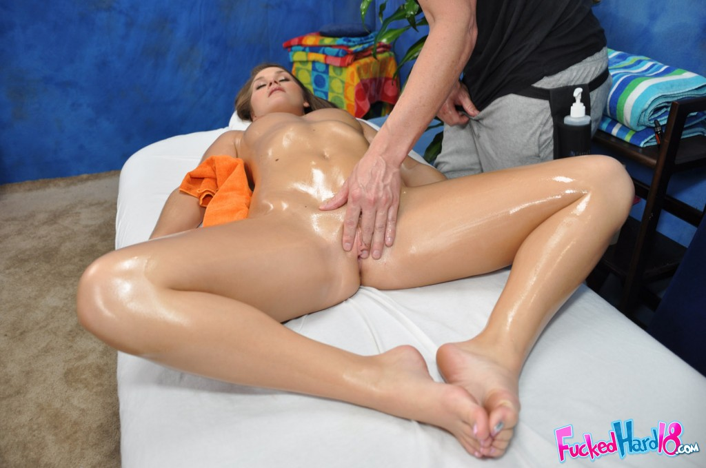 Fucked hard18 massage hd