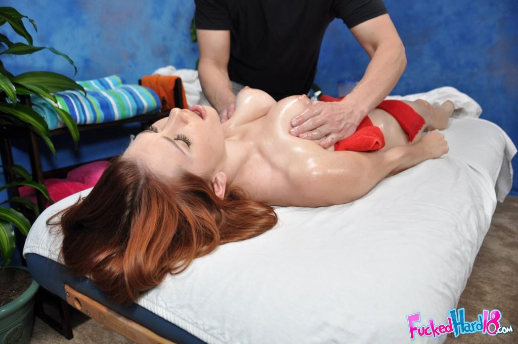 массаж оральный фото